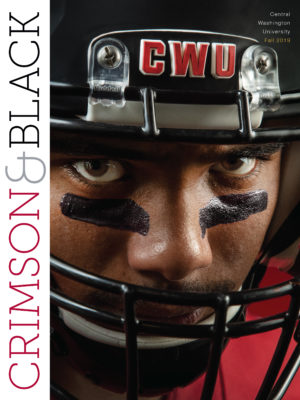 Crimson and Black Magazine Fall 2019 copy issue